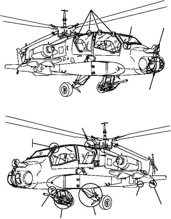 Helicopter Wire Strike Protection System