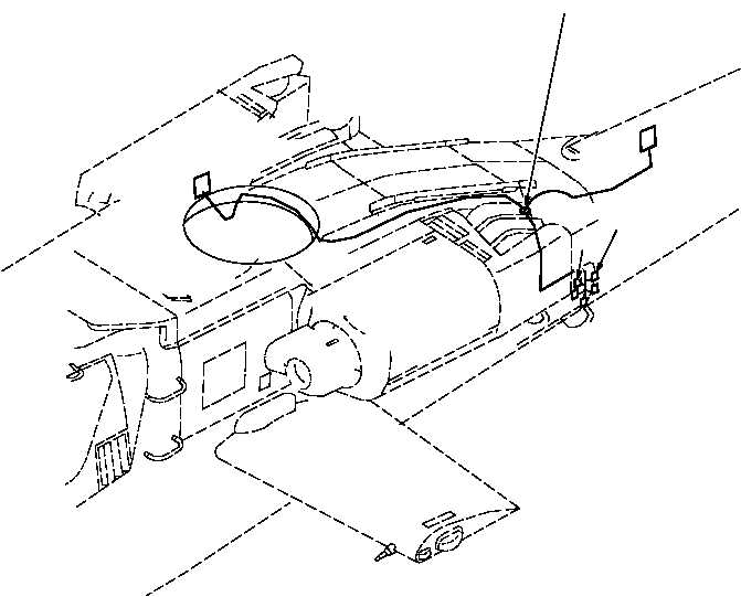 figure 554j  group 09 wiring harness  right sensors w672