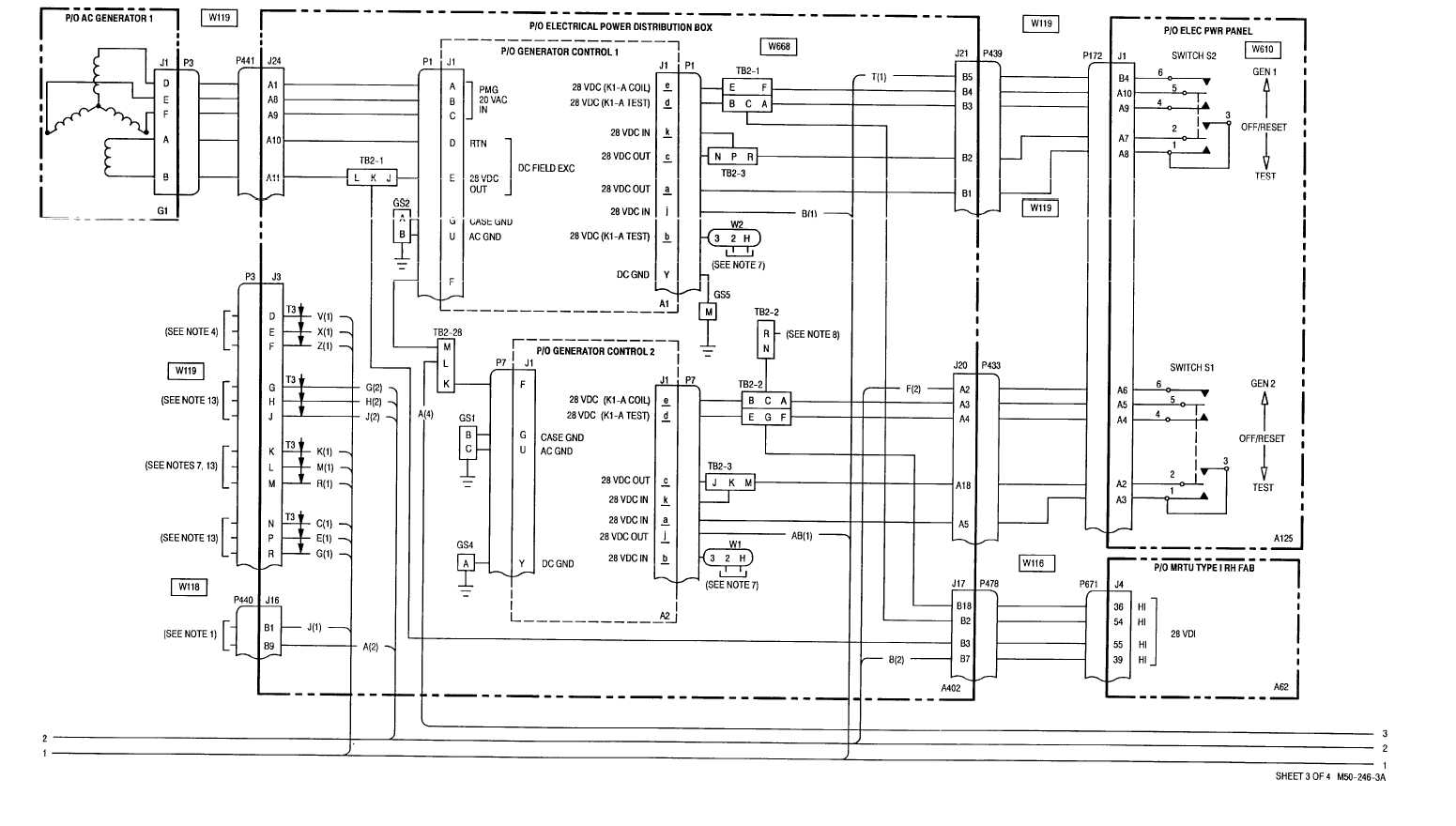 sheet 3 of 4 m50 246 3 a e34 m50 wiring diagram m50 engine wiring diagram