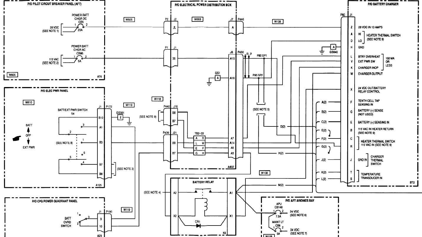 battery wiring diagram battery wiring diagrams