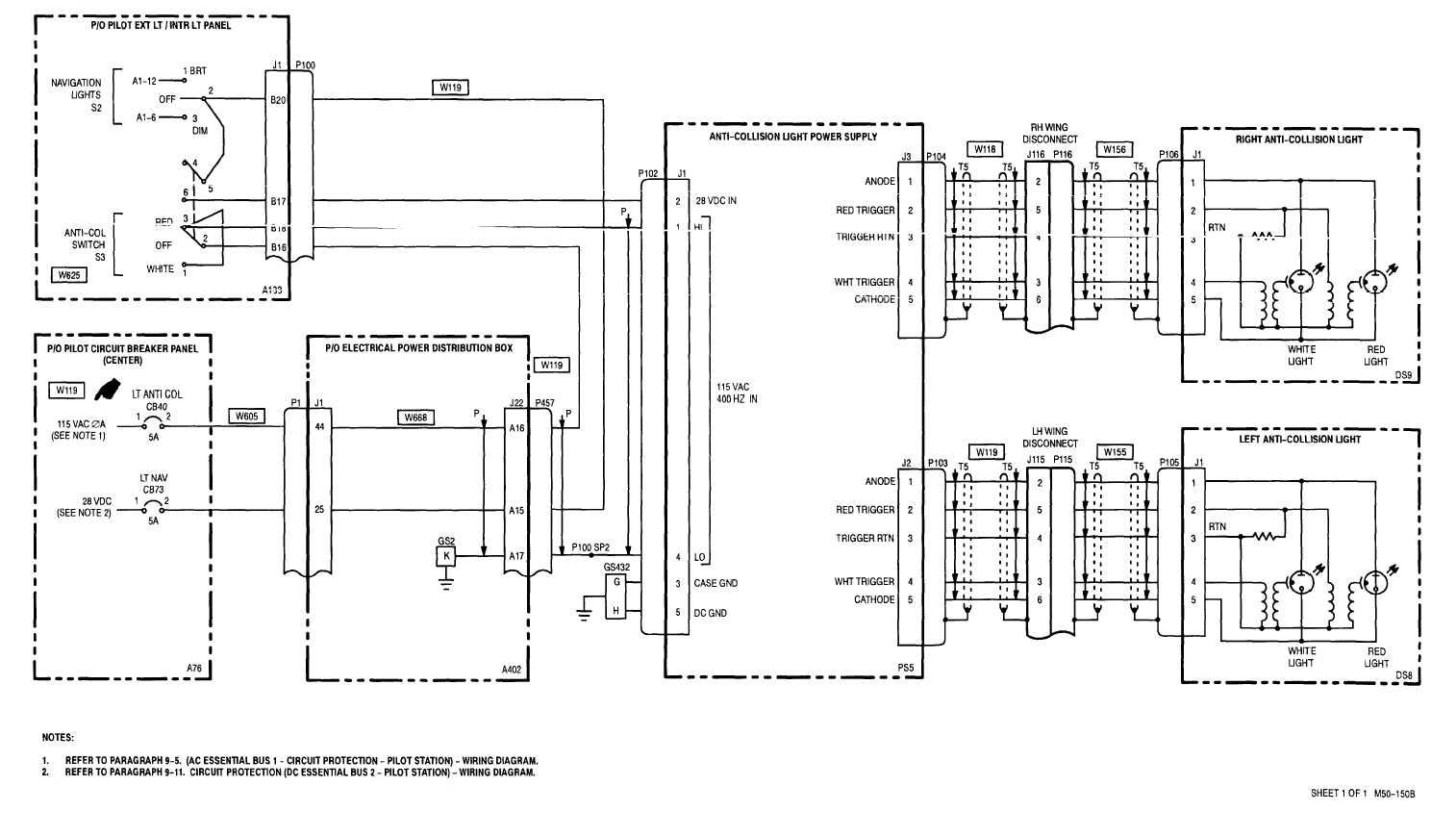9 22 Anticollision Lights Wiring Diagram Dc Light Change 2 59