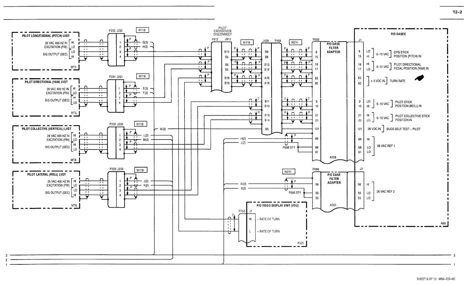 12 2 Dase Wiring Diagram Bucs Activated Serial No 88 0200 And Parallel Diagrams Subsequent Cont 18 Change