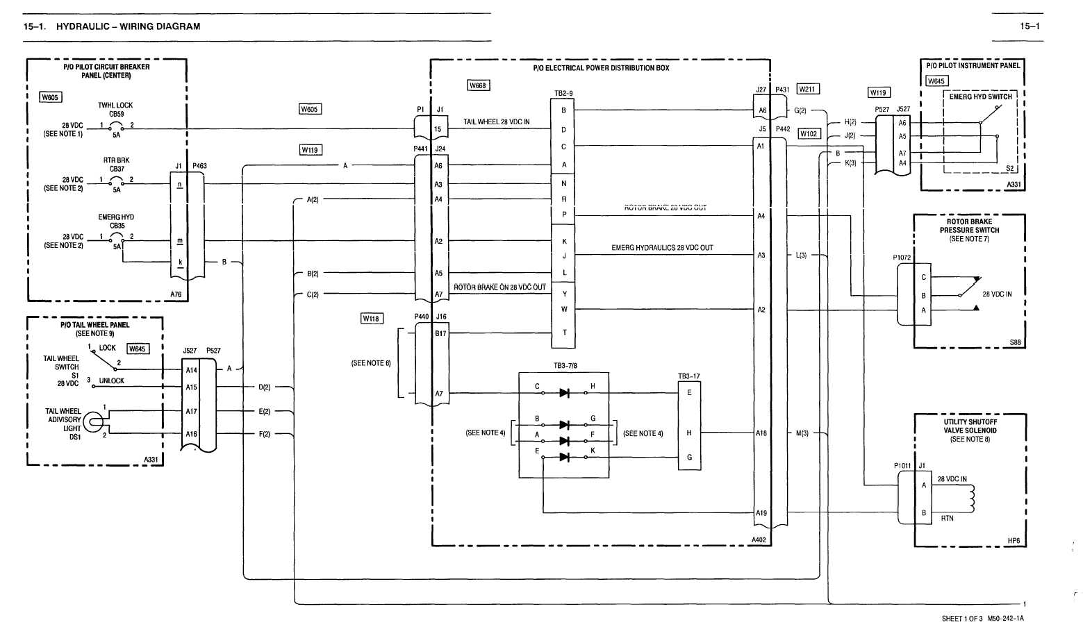 Ih 784 Wiring Diagram Detailed Diagrams For 666 Tractor 15 1 Hydraulic 2001 International Truck
