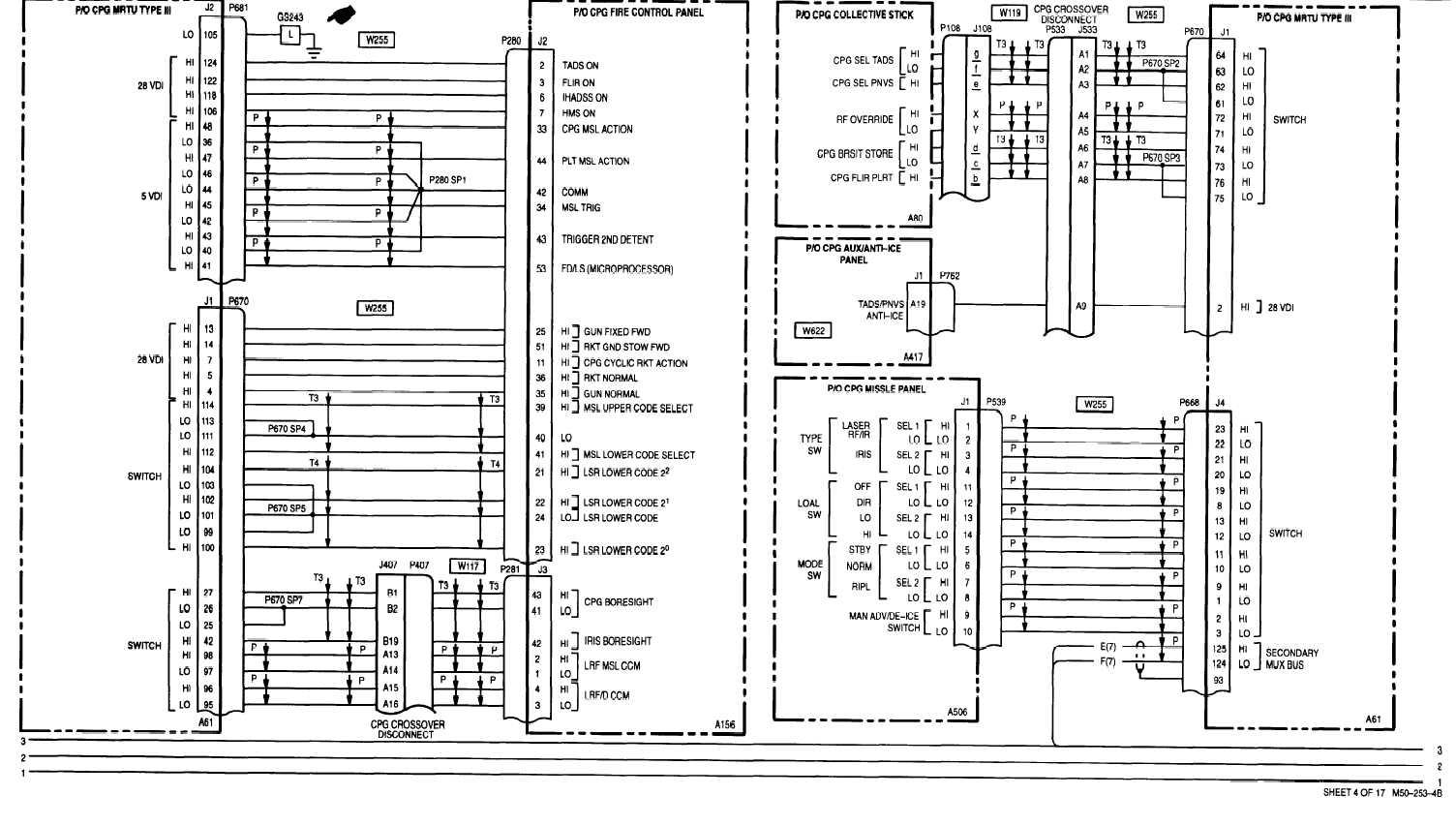 19-1  Multiplex - Wiring Diagram  Cont