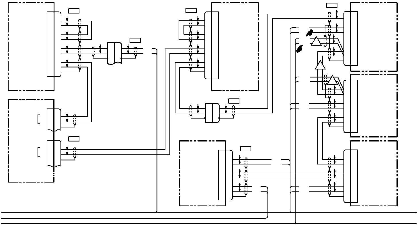 19-1  multiplex - wiring diagram  cont