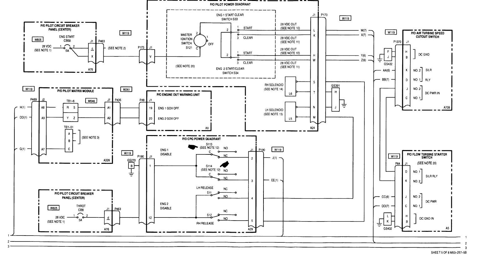 TM 1 1520 238 T 10_563_1 23 1 power plants wiring diagram (cont) tm 1 1520 238 t 10_563 t bucket wiring diagram at gsmportal.co