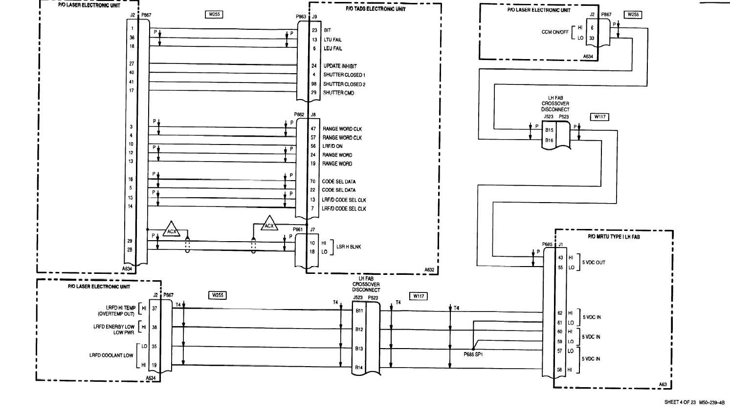 24-1. tads - wiring diagram (cont) - tm-1-1520-238-t-10_572 wiring diagram t i 1990 lincoln town car i please have a wiring diagram #15