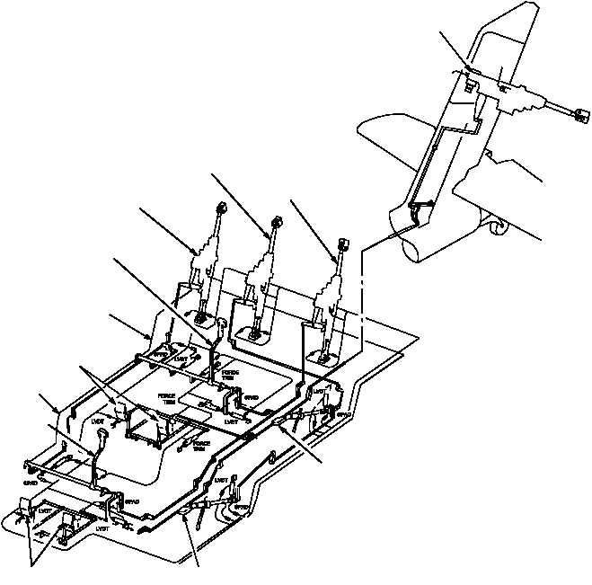 Helicopter Flight Control System Diagram ...
